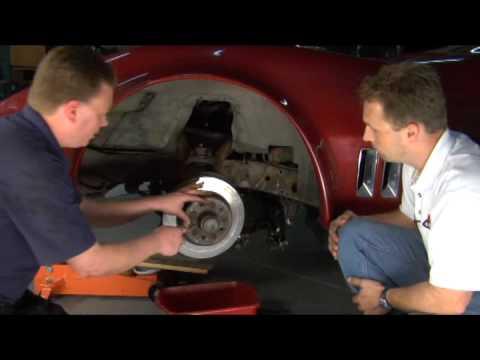 VBP - C2 / C3 Corvette SS Brake Caliper Upgrade (Part 1)