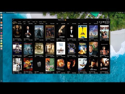 How to install Popcorn Time [ Free Netflix Alternative ] on Manjaro, Arch Linux
