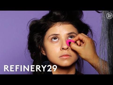 I Got Transformed Into Selena Gomez   Beauty Evolution   Refinery29