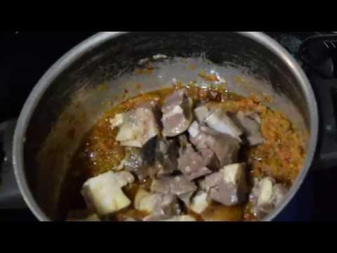 ayamase sauce