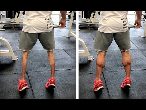 Calf Workout | NO MORE CHICKEN LEGS!