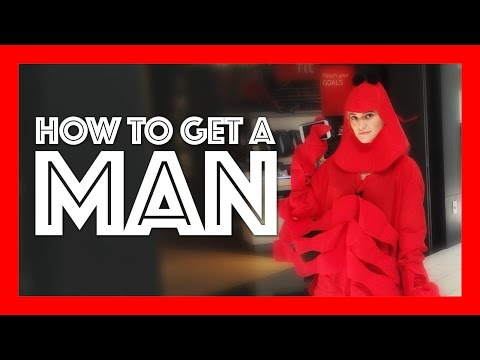 How To Find A Man   Libby The Lobster