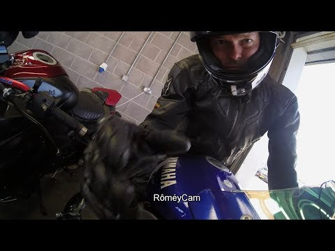 Motorbike track day at Anglesey Race Circuit