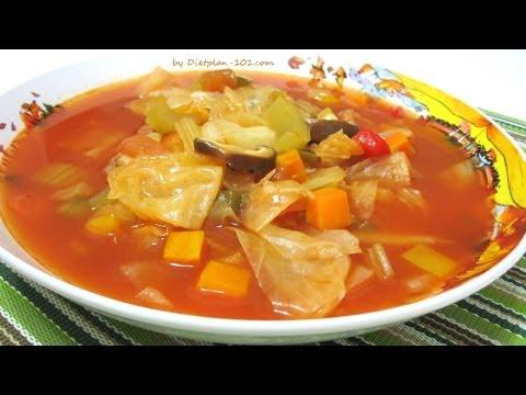 Original Cabbage Soup Recipe (for Cabbage Soup Diet) | Dietplan-101.com