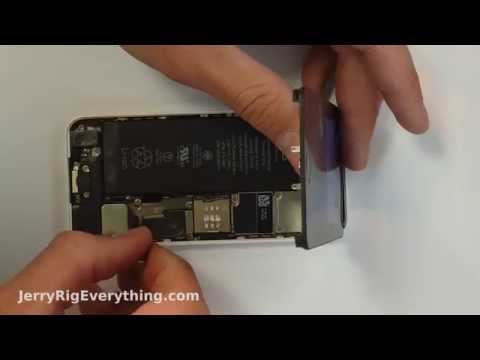 How to fix a wet iPhone 5c. Water Damage Repair Video. -JerryRigEverything