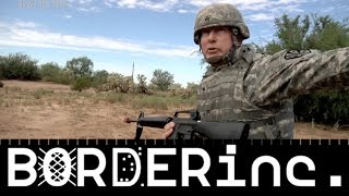How Corporations Profit from Border Militarization • Border, Inc. • DOCUMENTARY • BRAVE NEW FILMS