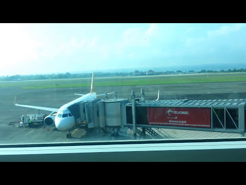 Bali Airport  2014 = Back to Philippines