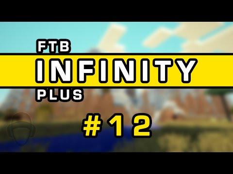 [Barrel Upgrades / Quarry] FTB Infinity Plus EP12 with Wolv21
