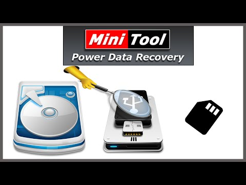 How to recover deleted files with MiniTool Data Recovery