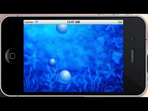 iOS Introduction Class App - Bubbles