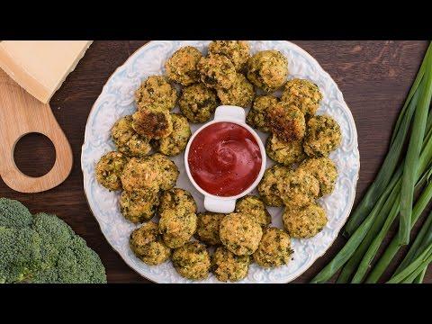 Broccoli Cheese Balls Recipe