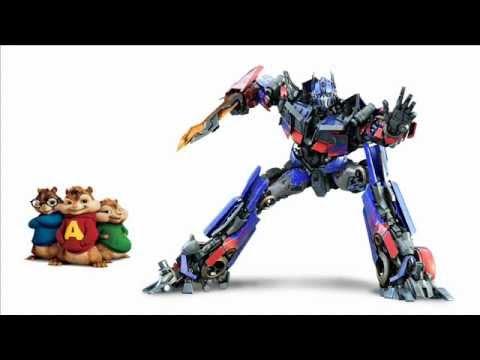 Optimus Prime featuring chipmunks - Baby