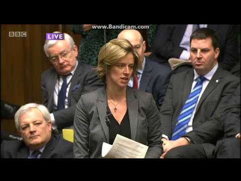 Charlotte asks about NHS in Wales during Prime Minister's Questions