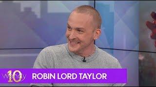 """Robin Lord Taylor Talks """"Gotham"""""""