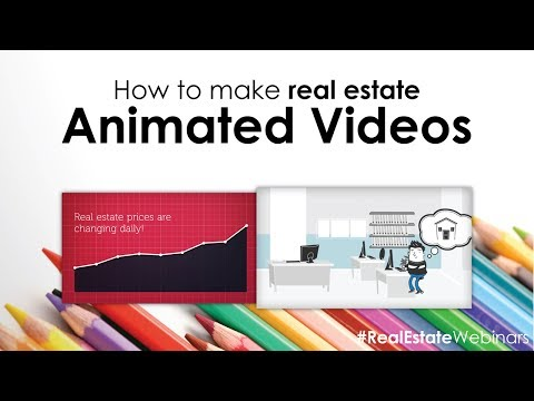 How to make Animated Videos for Real Estate