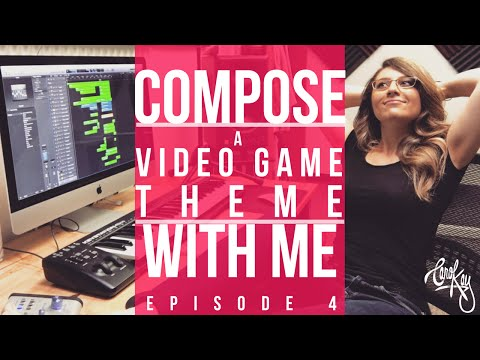 How to Compose Video Game Music | Compose With Me | Episode 4