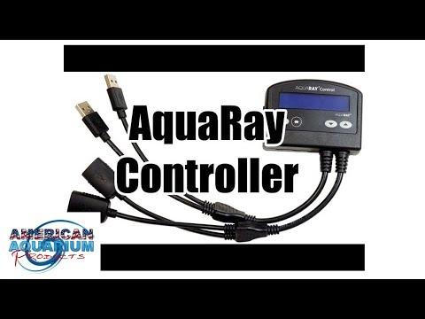 TMC AquaRay LED Controller- Demo Set-Up