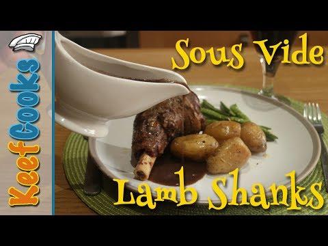 Sous Vide Lamb Shanks | Stop Sous Vide Evaporation
