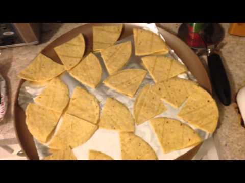 No Sodium No Fat Tortillas Chips!!!