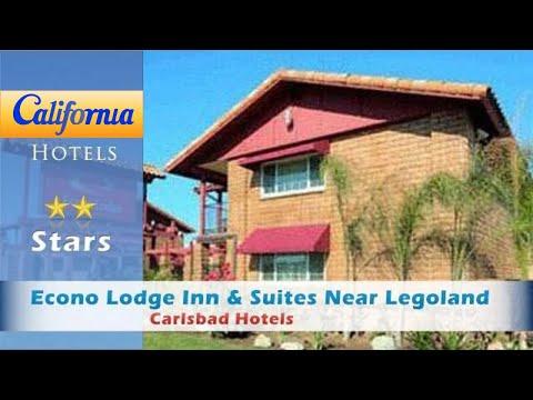 Econo Lodge Inn & Suites Near Legoland, Carlsbad Hotels - California