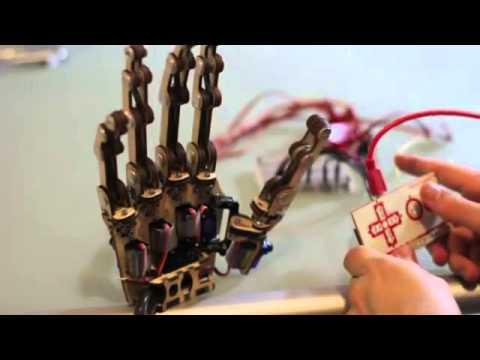 How to Make Humanoid Hand