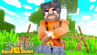 CHOOSE MY MINECRAFT MODS ADVENTURE -- SEVTECH AGES!!