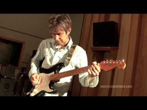 Eric Johnson Up Close - part 3 - Guitars, Amps and Effects