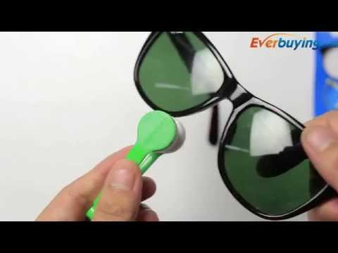 Multi-purpose Eye Glass Sunglasses Cleaning Wipes Lens Cleaner