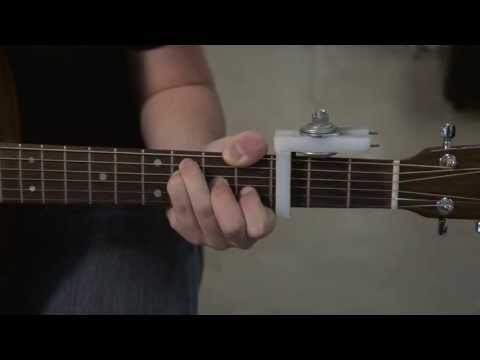 Rice students design and build a new guitar capo