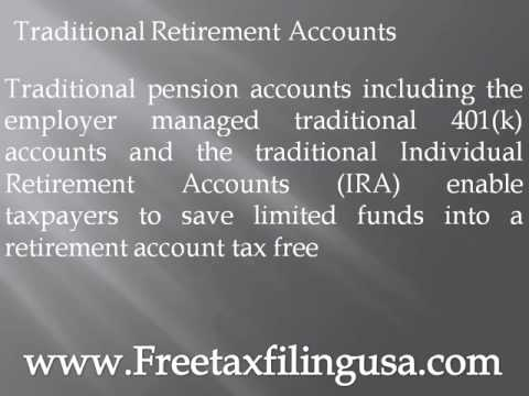 IRS Taxes and Your Retirement Funds