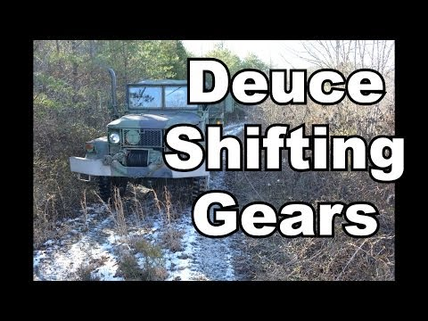 So You Want to Own a Deuce part 6.  Shift like you've never shifted before.