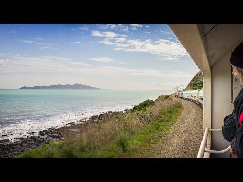 The Northern Explorer - discover New Zealand's North Island by train