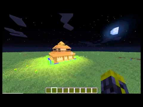 Minecraft Builds. Japanese Pagoda 12x12