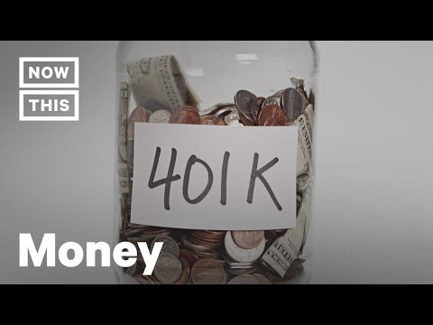 Retirement Savings: The Difference Between 401(k) and Roth IRA | Making Cents | NowThis