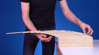 How is it possible? - 11 incredible Balance Tricks