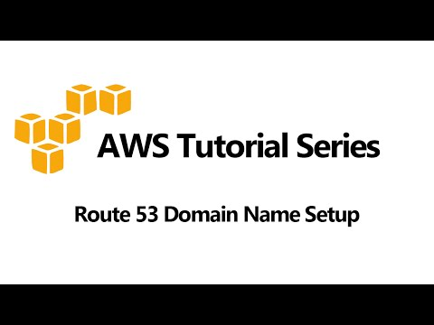 Route 53 Domain Name Setup