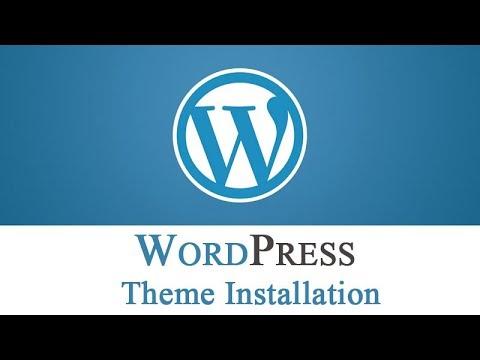 How To Install WordPress Theme| Sahifa Theme Customize, Website Design Step By Step Bangla Tutorial