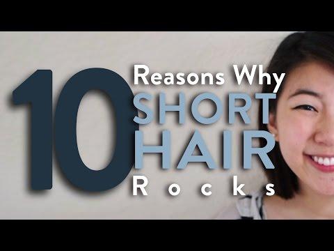 10 Reasons Why SHORT HAIR Rocks