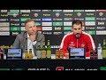 34 Spieltag SGD SCP Pressekonferenz Vor Dem Spiel