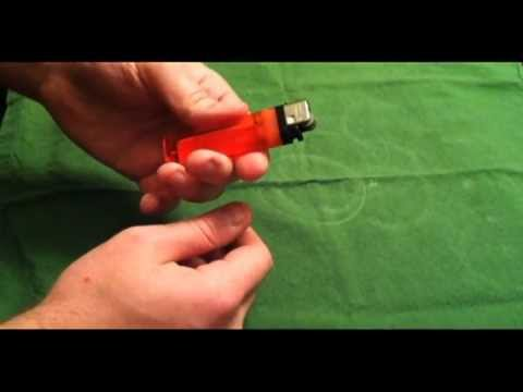 How to Make a Pocket Flamethrower