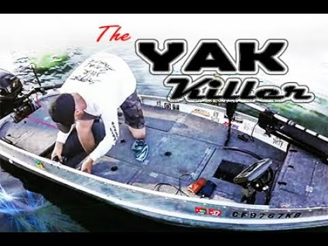 The boat trend to end all Kayaks (Jon Boat to Bass Boat) #TBNation