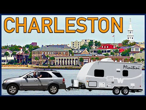 One Day in Beautiful Charleston, South Carolina - Traveling Robert