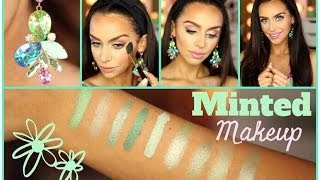 MINTED | Color Series +Makeup Tutorial