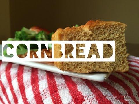 Healthy Cornbread Recipe   How To Make Low Calorie Low Fat Cornbread