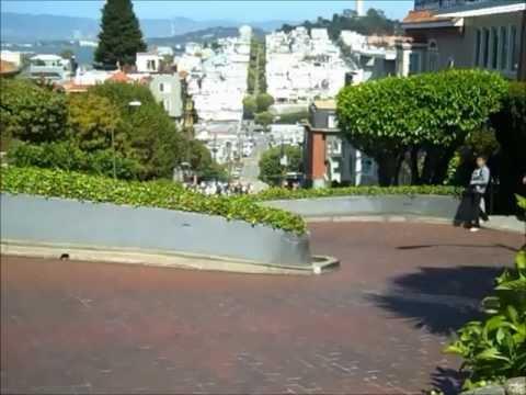 San Francisco: Lombard Street, Quick Video Tour