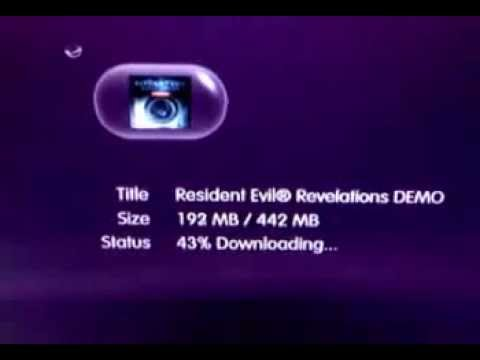My PSN download speed (40Mbps)