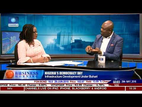No More Recession In Nigeria Technically But.. Udemezue Assesses Buhari's Economic Growth Pt.3