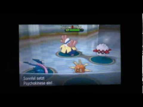 Pokemon X - Kampfhaus - Doppel 4vs4 - Passiv-Schaden macht mich fertig