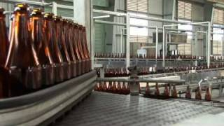 Production of Glass Bottles - How it