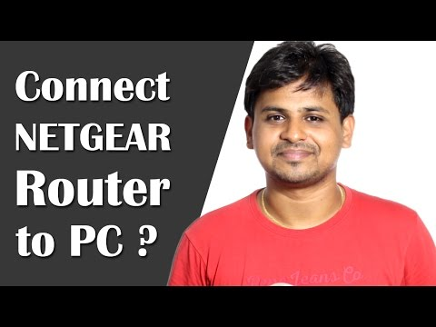 How to Connect Netgear Router to Computer? (EASY)